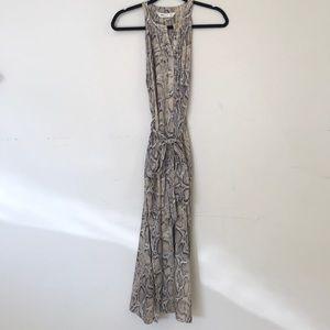 Zara Python Dress 👗 EUC